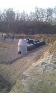 Cultec Drainage System