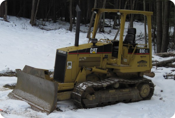 Caterpillar D3 Dozer